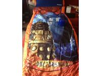 DR WHO ready bed excellent condition