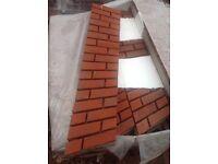 Lightweight Brick Arches