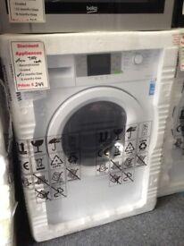 Beko 7kg 1400spin washing machine. £249. NEW 12 month Gtee