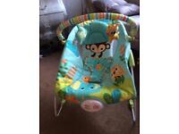 Fisher price swing chair