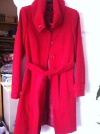 Coat size 8 new