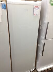 Beko 5 draw tell freezer RRP £289 12 month gtee