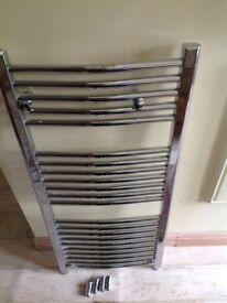 Heated towel rail/radiator