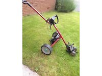 Electric Golf Trolley with battery. All working order.