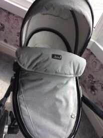 Silver cross pram and buggy RSVP over £1000