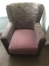 SITS Chair ***Reupholster project***