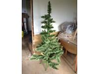 Artificial Christmas Tree - 1.7mtrs - Good Quality