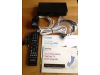 TalkTalk YouView Box in good condition and in full working order.