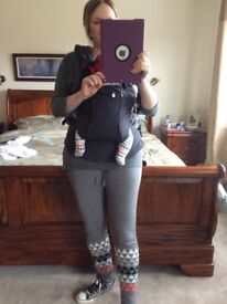 Lille Baby 6 position carrier