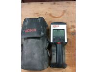 Bosch stud finder