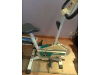 Exercise bike for collection. Free!