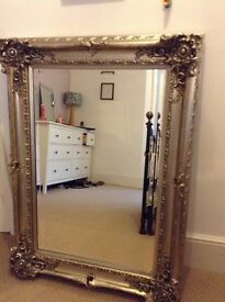 Next Large Framed Mirror