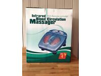 New in box Miruji Infrared Blood Circulation massager with remote control.