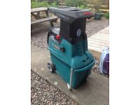 Bosch AXT 25 TC Garden Shredder Chipper Mulcher