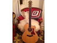 Taylor 414ce electro-acoustic guitar