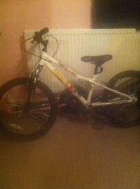 Boys 6speed mountain bike