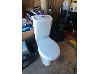 Toilet and cistern - good working order FREE