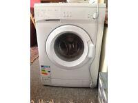 Washing machine ( working but needs fixing as few problems )