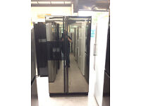 Refurbished Samsung RSH1DLMR American Fridge Freezer #R355505