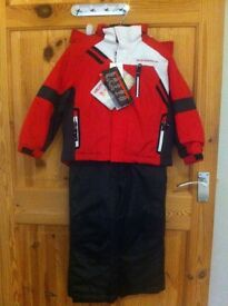 Child Ski / snow outfit (NEVER WORN)