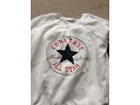 Converse size 12 jumper
