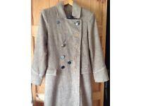 Ladies designer Ringspun Coat