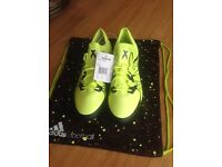 Brand New Adidas X 15.1 FG UK 9 Football Boots