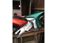R125 Honda parts