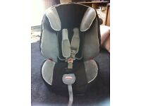Britax Car Seat 9kg-18kg very good condition, easy to fit, instructions for fitting included