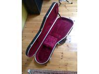 'HISCOX' liteflight guitar case
