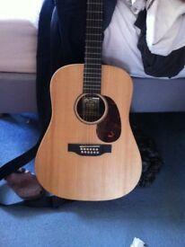 Martin 12 String Electro Acoustic