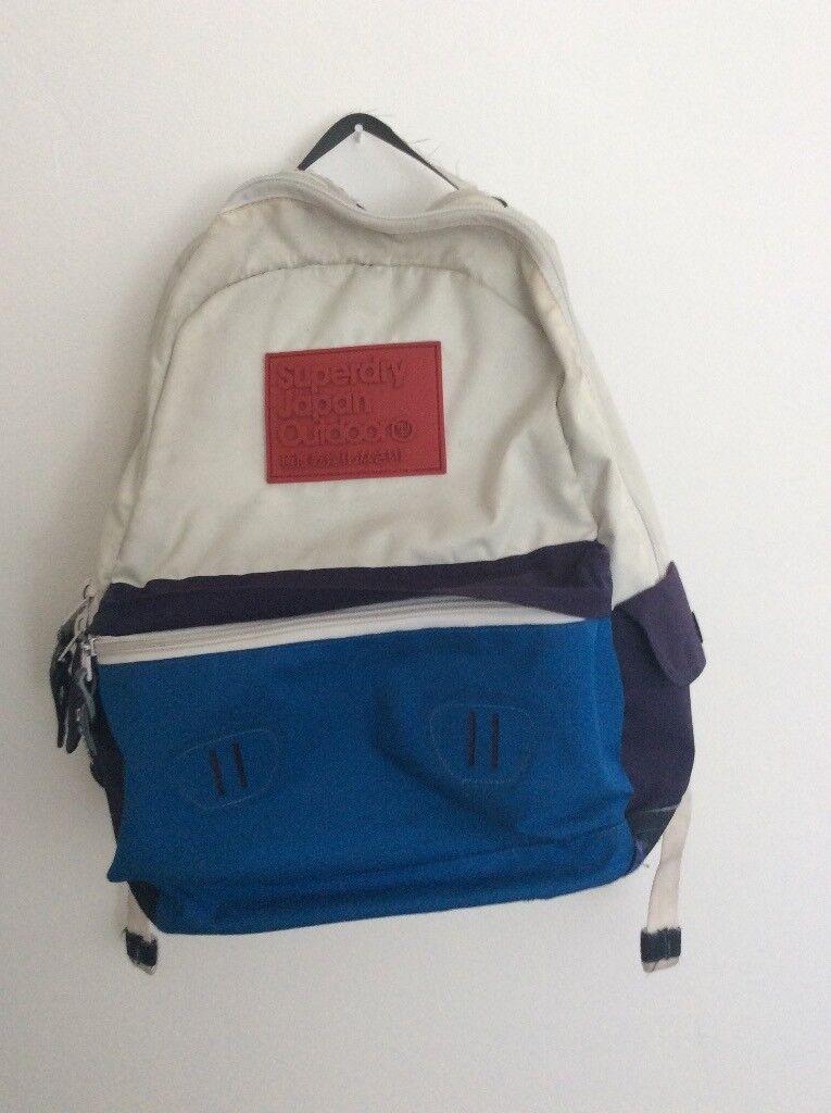Superdry Trinity Montana Ruksack Bag