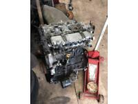 Toyota Corolla d4d engine low miles