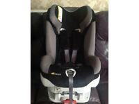 Hauck 0-4yrs rear & forward facing car seat