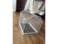 Pet Carrier ( ideal size for cat)