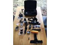 Go Pro Hero 4 with accessories - Great condition, well looked after!