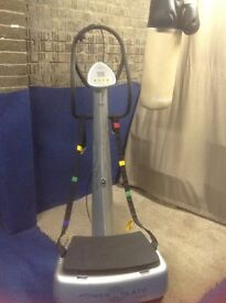 MY 3 POWER PLATE SILVER MDD-VIBRATION PLATE.