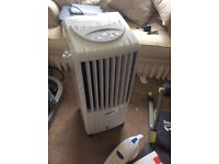 Symphony Aircon portable unit, with remote control
