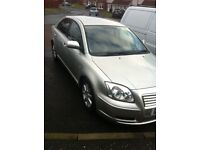 Nice Toyota Avensis T3 S 1yr mot quick sale great car