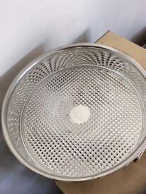 Unused metal bundt pan