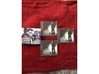 Johnny cash 3cd box set