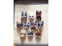 Dog Brooches and Cat Brooches