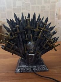 Game of Thrones Lamp