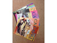 Capri Club Magazines. 72 in total , dating from January 2001 to December 2006 inclusive.