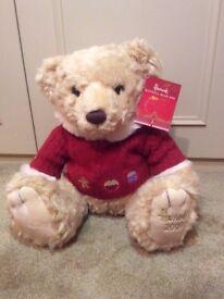 Harrods Teddy Bear Christmas (Maxwell Bear)