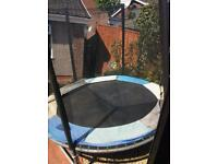 Jelly bean 8 feet trampoline