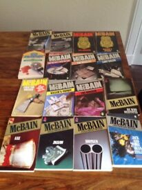 Ed McBain Bundle
