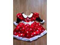 MINNIE MOUSE DRESS 2-3 AGE