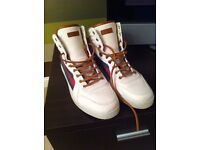 Gucci High Tops Size UK 9 Only £75