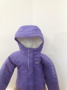 Columbia Triple Run II Jacket Youth XXS-(SG5495)